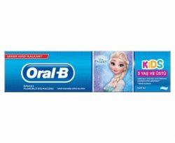 oral b dis macunu cocuk yas ve ustu a a