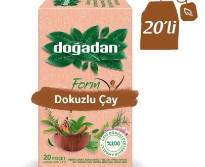 Doğadan Dokuz Otlu Çay 20×2 g