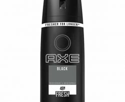 Axe Deodorant Sprey Black 150 ml
