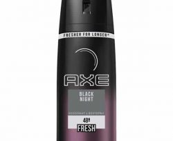 Axe Deodorant Sprey Black Night 150 ml