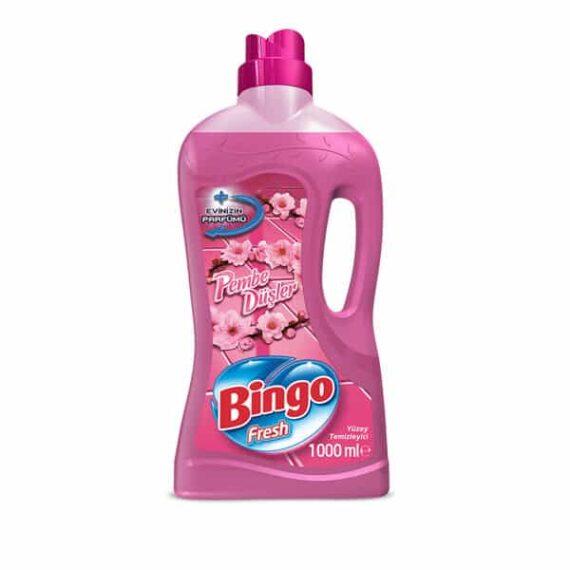 Bingo Fresh 1 lt Pembe Düşler Sıvı