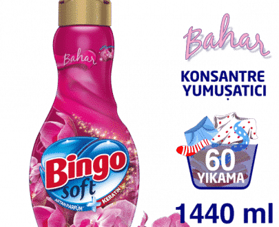 Bingo Soft Konsantre 1440 ml Bahar