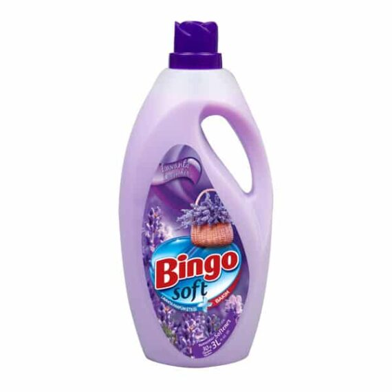 Bingo Soft Lavanta 3 lt
