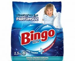 Bingomatik Parfümsüz 1,5 kg