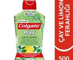 Colgate Plax Ağız Suyu Çay ve Limon Ferahlığı 500 ml