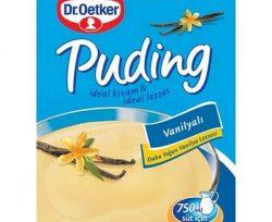 Dr. Oetker Toz Puding Vanilyalı 125 g