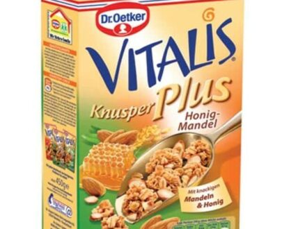Dr. Oetker Vitalis Ballı 450 g