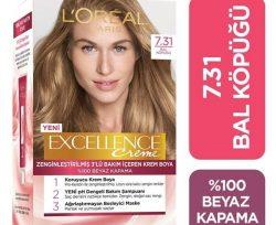 Excellence 7.31 Bal Peteği Saç Boyası