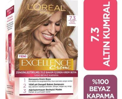 Excellence Creme 7.3 Saç Boyası