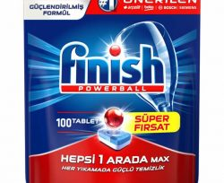 Finish Bulaşık Makinesi Deterjanı Hepsibirarada Tablet 100'lü