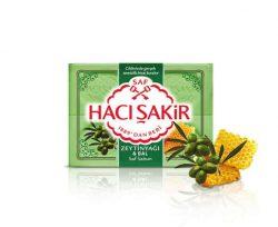 Hacı Şakir Zeytinyağı&Bal Kalıp Sabun 4×150 g