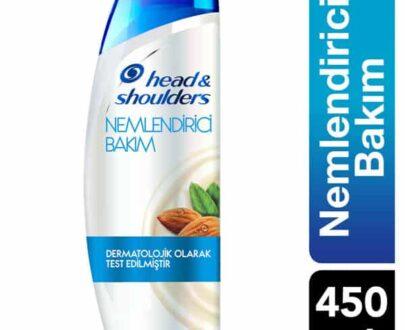 Head & Shoulders Nemlendirici Bakım Şampuan 450 ml