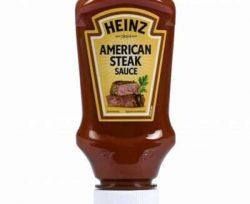 Heinz 57 American Et Sosu 250 g