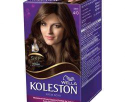 Koleston Set Saç Boyası 4/0 Kahve
