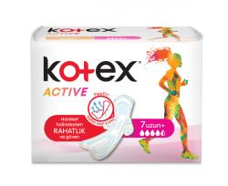 Kotex Active FlexFit 7'li Uzun