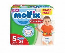 Molfix Külot Bez 5 Beden Junior 24'lü