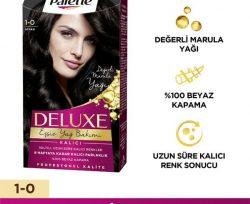 Palette Deluxe 1-0 Siyah
