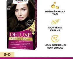 Palette Deluxe 3-0 Koyu Kahve