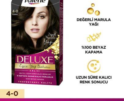 Palette Deluxe 4-0 Kahve
