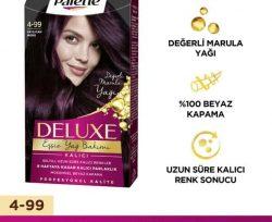 Palette Deluxe 4-99 Patlıcan Moru
