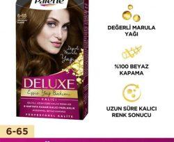 Palette Deluxe 6-65 Göz Alıcı Kahve