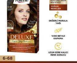 Palette Deluxe Yoğun Renkler 6-68 Karamel Kahve