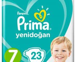 Prima Aktif Bebek Standart Paket 7 Beden 20'li