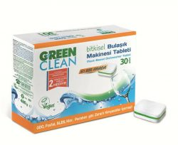 U Green Clean Bulaşık Makinesi Tableti 30'lu