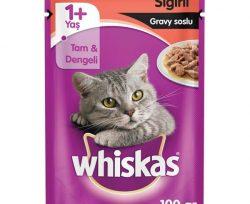 Whiskas Biftekli Kedi Maması 100 g