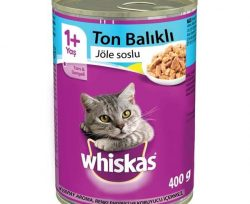 Whiskas Sardalya ve Ton Balıklı Kedi Maması 400 g