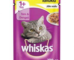 Whiskas Tavuklu Kedi Maması 100 g