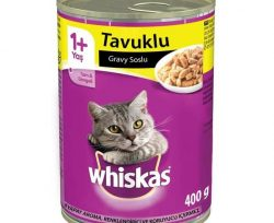 Whiskas Tavuklu Konserve Kedi Maması 400 g