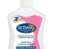 activex sivi sabun nemlendirici ml