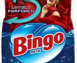 bingo toz camasir deterjani renkli kg