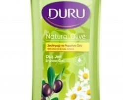 duru dus jeli natural olive zeytinyagi ve papatyaozlu ml
