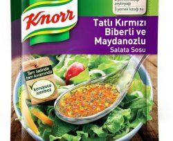 knorr salata sosu tatli kirmizi biberli ve mayda gr