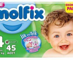 molfix bebek bezi numara maxi adet