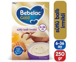 Bebelac Süt-Bal-İrmik 250 gr