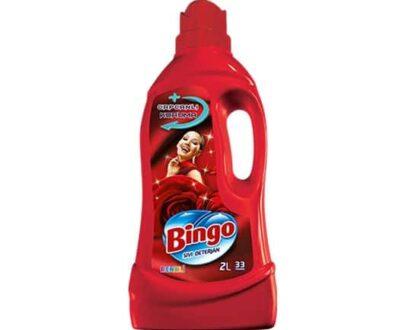 Bingo Sıvı Renkli Çamaşır 2 lt