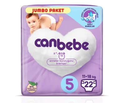 Canbebe Jumbo Junior 22 li