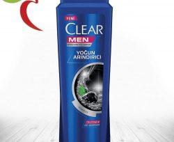 Clear Men Yoğun Arındırıcı Şampuan 500 Ml