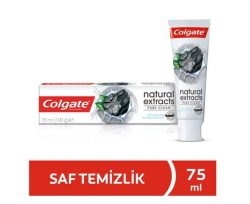 Colgate Natural Extracts Aktif Kömür Karbon Diş Macunu 75 ml