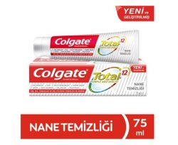 Colgate Total Nane Temizliği Diş Macunu 75 ml
