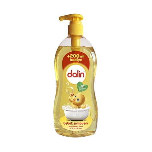 Dalin Bebe Şampuan 900 ml