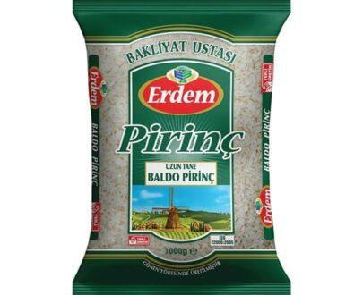 Erdem Baldo Pirinç 1 Kg