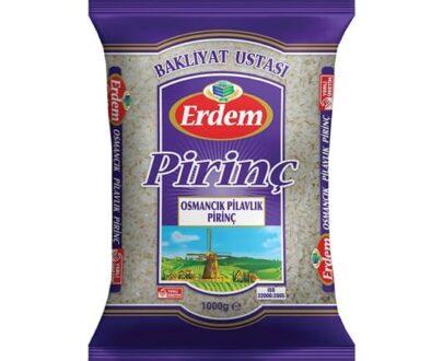 Erdem Osmancık Pirinç 1 Kg