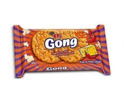 Eti Gong Peynirli Baharatlı Acılı Mısır Pirinç Patlağı 68 gr