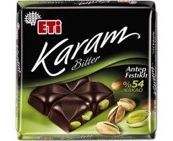 Eti Karam Kakaolu Antep Fıstıklı Çikolata 60gr