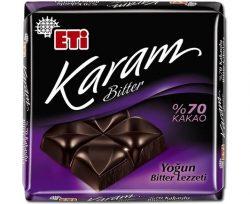 Eti Karam Kakaolu Bitter Çikolata 60 gr