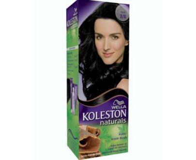 Koleston Naturals 2/0 Siyah